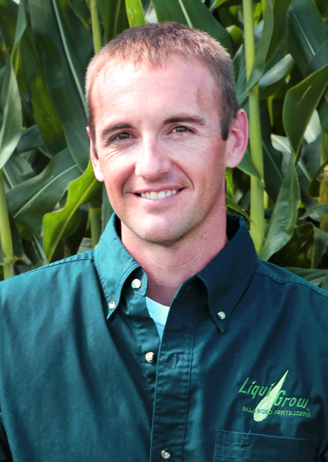 Author Jake Vossenkemper, Agronomy Lead
