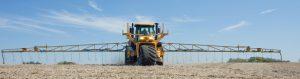 deploying liquid fertilizer on a field
