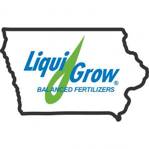 Iowa Fertilizer Liqui-Grow Locations Map
