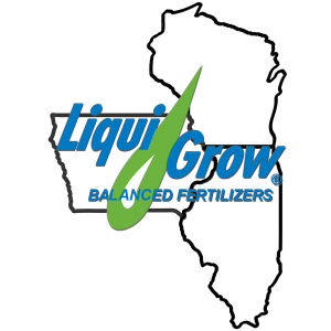 Midwest Fertilizer Liqui-Grow Locations with Iowa Illinois and Wisconsin